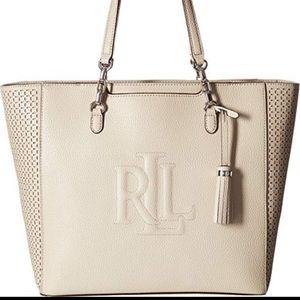 🆕 Lauren Ralph Lauren satchel bag brand new 👜 😍